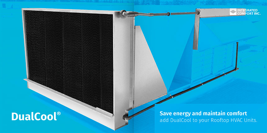 DualCool® Brochure cover